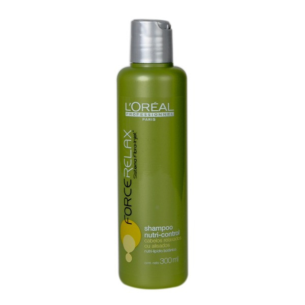 Loreal Profissional Shampoo Nutri Control Force Relax 300 ml