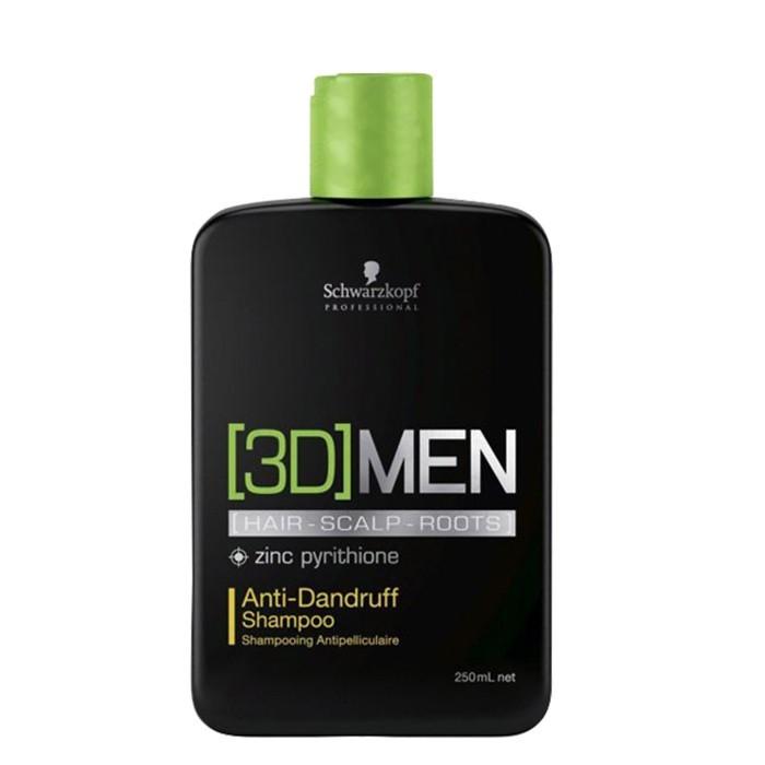 Schwarzkopf 3Dmension Shampoo Anticaspa - 250ml
