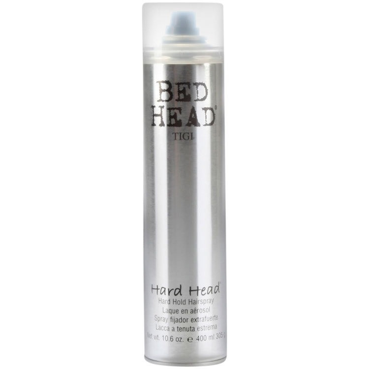 Tigi Bed Head Hard Head Hard Hold Spray - Spray Fixador 350ml